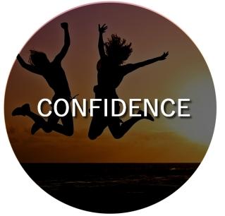 button confidence