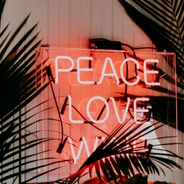Peace love and win